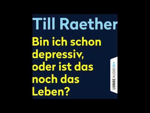 Bin ich schon depressiv, oder ist das noch das Leben? YouTube Hörbuch Trailer auf Deutsch