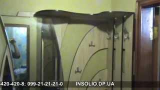 маленькая красивая прихожая(аккуратная прихожка в очень маленьком помещении. складные двери - система пр-ва Германии ( hettich).. Изготовим..., 2013-01-14T08:39:24.000Z)