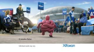 Xifaxan Super Bowl 50 Commercial