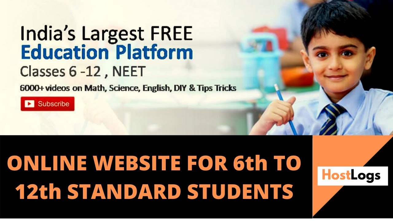 EXAM FEAR an online website for 6th to 12th std students #examfear #12thstandrad #10thstandard