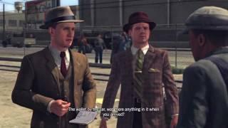 L.A. Noire: The Driver