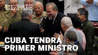 Cuba retoma el cargo de primer ministro tras más de cuatro décadas