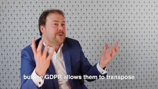 RGPD : Spécificités propres à chaque pays | GDPR: Specifics relating to each country