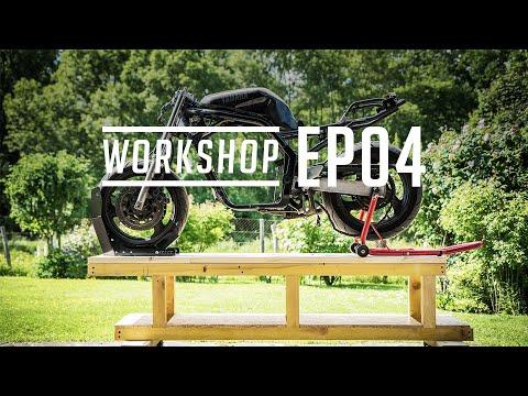 EP04 - Un support à roulette pour la 010