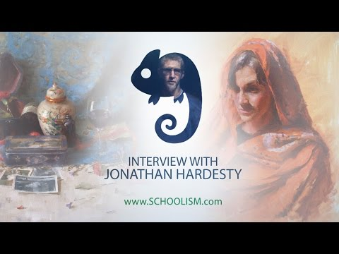 Artist Interview with Jonathan Hardesty