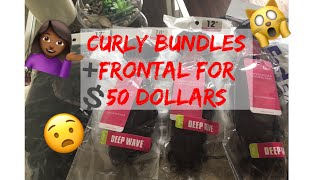 CHEAP & AFFORDABLE CURLY HAIR BUNDLES | ALI EXPRESS BY OFFICIAL STORE | RUTH NANDA