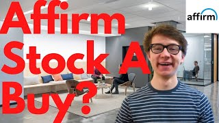 Affirm Stock A Buy?(AFRM IPO Thoughts) - Affirm Holdings