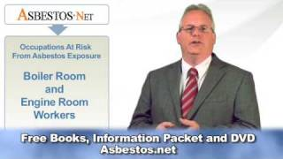 Boiler Room and Engine Room Workers May Be At Risk | Asbestos.net