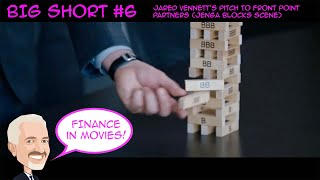 Download The Big Short 6 - Jared Vennett's Pitch to Front Point Partners (Jenga Blocks Scene) Mp3 and Videos