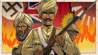 WW2 From India's Pęrspective | Animated History