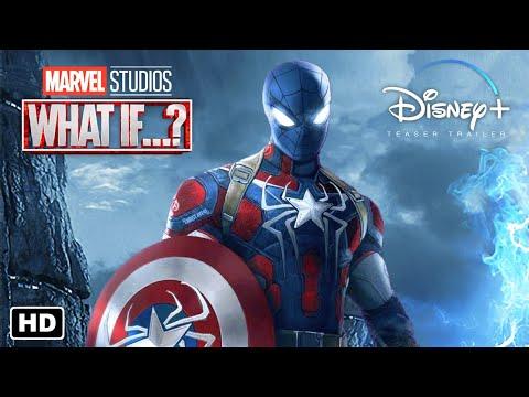 CAPTAIN SPIDER Trailer #1 HD | Disney+ Concept | Tom Holland, Chris Evans