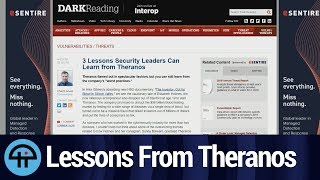 Company Culture Lessons From Theranos