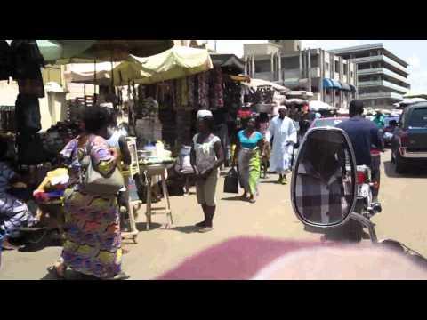 Ambiances de rues à Lomé