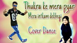 Thukra Ke Mera Pyar Mera intkam dekhegi new dance choreography by Ravi kant 2019 rk super dancer