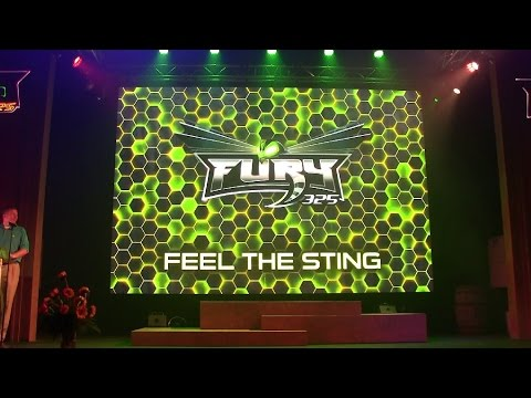 Fury 325 full media event announcement HD Carowinds