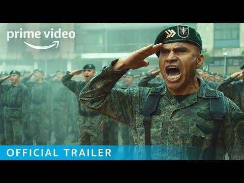 ZeroZeroZero - Official Trailer   Prime Video