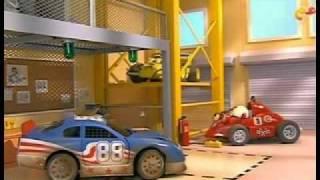 براعم : رماح سيارة السباق - مدير الورشة