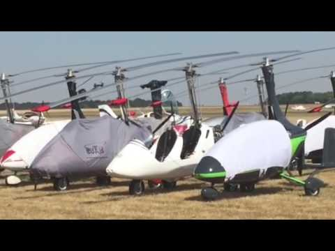 Blois 2016 salon ulm dynali h3 youtube for Salon ulm blois