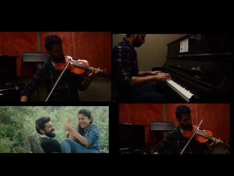 Premam Malare - Piano & Violin cover