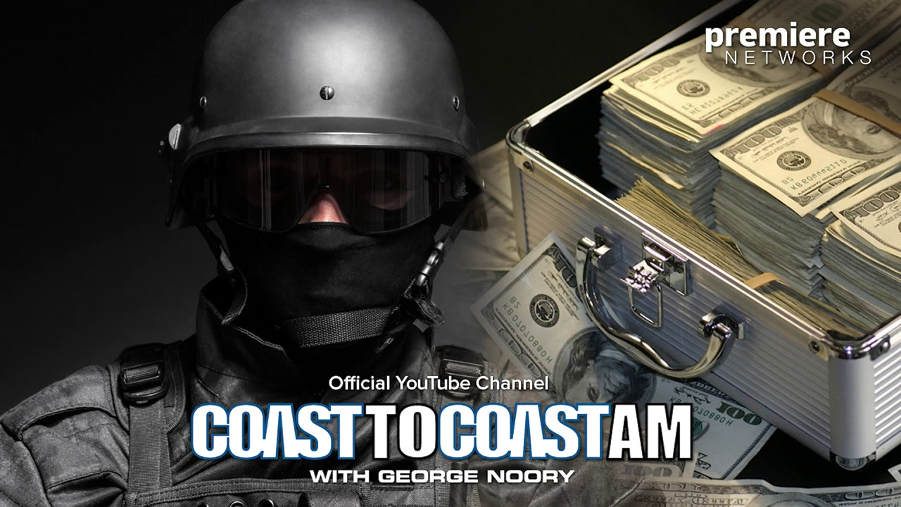 COAST TO COAST AM - May 21 2019 - Missing Federal Money