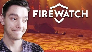 PRCINKY U JEZERA ( ͡° ͜ʖ ͡°)   Firewatch #2