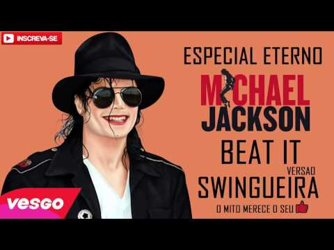 Michael Jackson Beat It VERSÃO SWINGUEIRA#whinderssonnunes