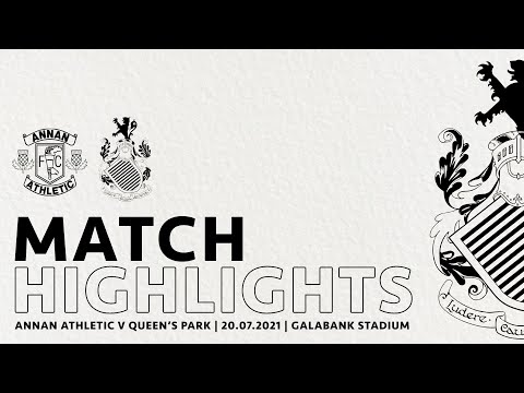 Annan Athletic Queens Park Goals And Highlights