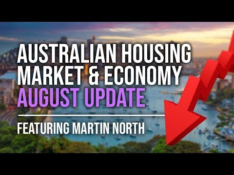 Australian Housing Market & Economy - August Update