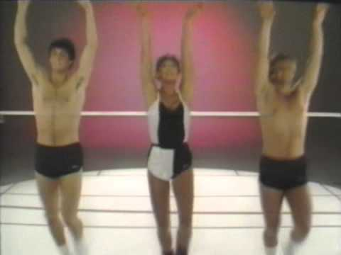 Sandahl Bergman's Body - Workout Vid, 1983
