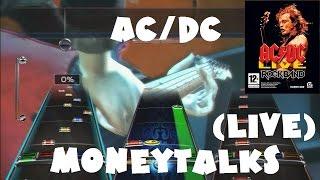 AC/DC - Moneytalks (Live) - AC/DC Live: Rock Band Track Pack Expert Full Band