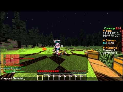Minecraft MCSG Best Hacker !