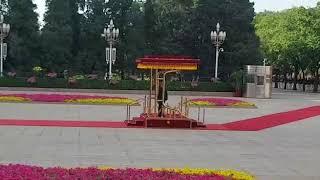 Назарбаев отправился с визитом в Китай