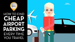 Find Cheap Airport Parking Coupons, Promo Codes & Long Term Discounts