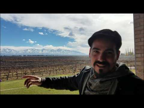 Travel Vlog | A mountain trip | Mendoza Argentina