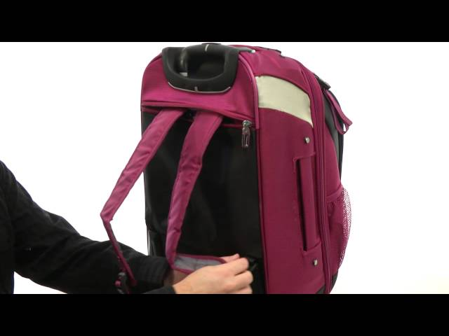 Top 10 Rolling Backpacks Of 2019 Video Review