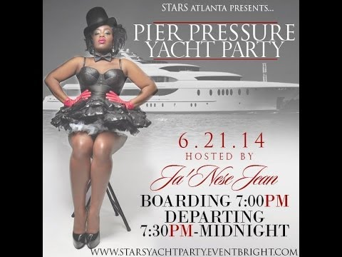 Stars Atlanta Presents: Pier Pressure Yacht Party with Cash Carter