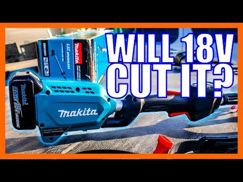 Can an 18-volt String Trimmer Really Do the Job? Makita XRU12 Review