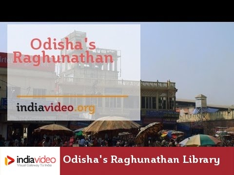 Romance of old books at Odisha's Raghunathan Library