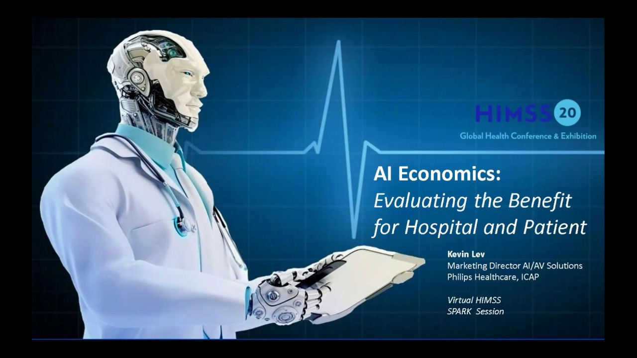 Download AI Economics: Evaluating Benefit for Hospital and Patient   Philips HIMSS 2020