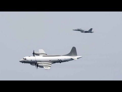 Chinese jets' intercept of US recon plane 'legitimate and professional'