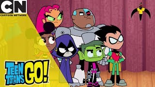 Teen Titans Go! | No Medals | Cartoon Network UK