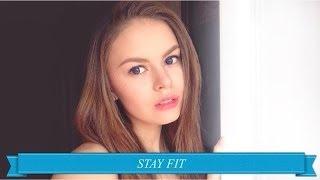 Stay fit | Будь в форме | Vikihoney