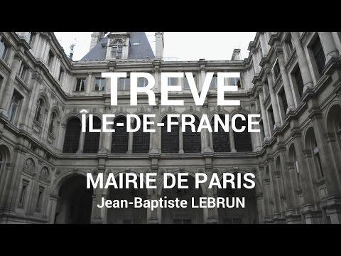 Mairie de Paris : Jean-Baptiste LEBRUN