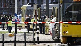 3 dead in Utrecht shooting, mayor says