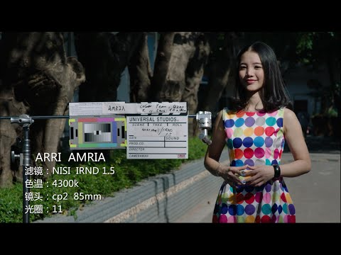 Test different brands's ND/IRND filters on different brands' camera