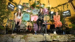 Video HAIM perform Don't Save Me in the BBC Music Tepee at Glastonbury 2014 download MP3, 3GP, MP4, WEBM, AVI, FLV Maret 2018