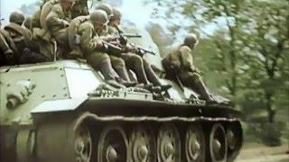 Вторая мировая война в цвете HD #8 Советское наступление
