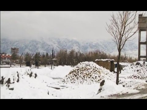 Beauty of Quetta After Snowfall