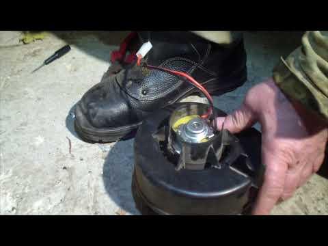 Как заменить мотор печки на ВАЗ 2108, ВАЗ 2109, ВАЗ 21099, ВАЗ 2113, ВАЗ 2114, ВАЗ 2115
