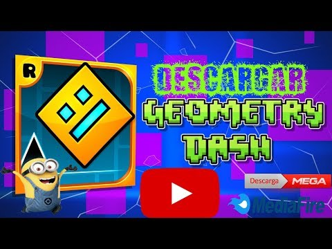 Como Descargar Geometry Dash 2.1 Full Para PC | Link Directo | Mega | Mediafire | Sin Errores | 2020